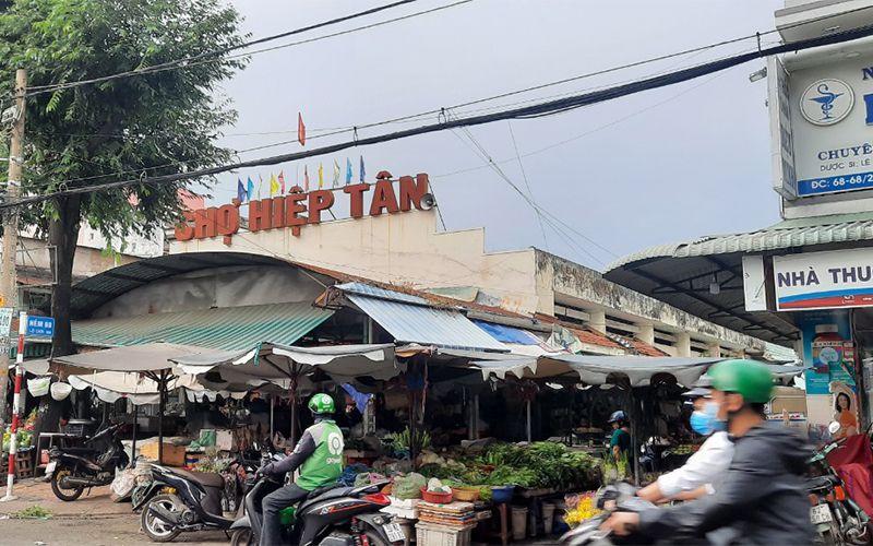 Bán Nhà Mặt Tiền Đường Hòa Bình Tân Phú Giá Rẻ Kinh Doanh Sầm Uất