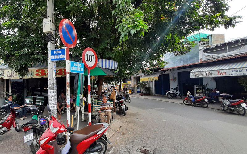 Nhà Mặt Tiền Đường Liên Khu 2-5, Bình Tân, Giá Rẻ, Kinh Doanh Tốt