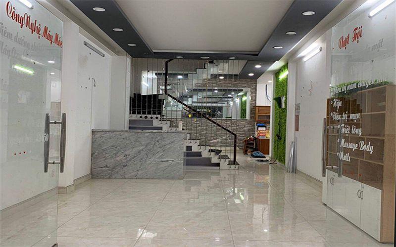 Nhà Mặt Tiền Nguyễn Hồng Đào, Tân Bình, Giá Rẻ, Gần Chợ Bàu Cát