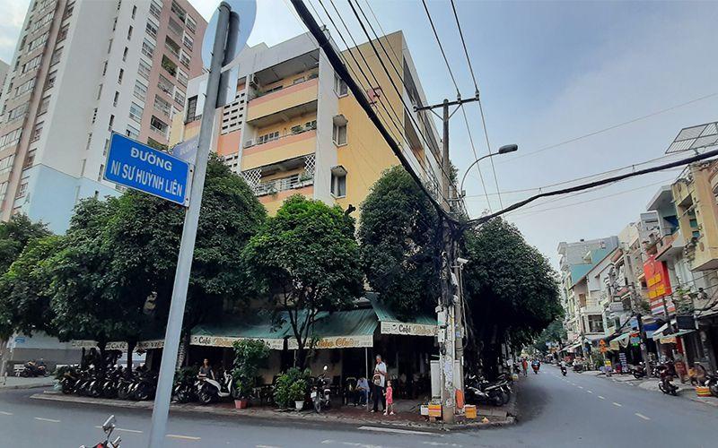 Nhà Mặt Tiền Ni Sư Huỳnh Liên, Tân Bình, Giá Rẻ, Gần Chợ Tân Bình